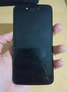 Smartphone Morotola Moto C Plus Preto Xt1726