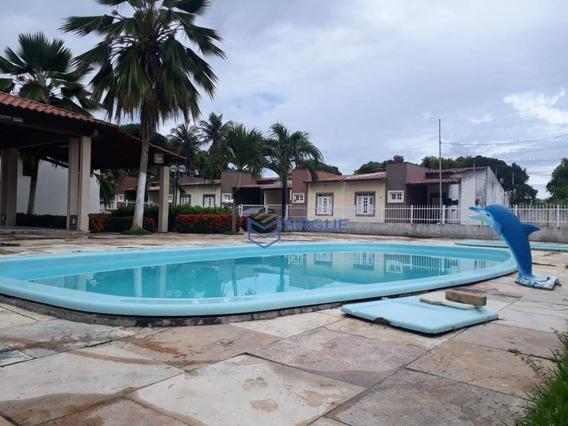 Casa Com 3 Dormitórios À Venda, 59 M² Por R$ 230.000 - Mondubim - Fortaleza/ce - Ca0982
