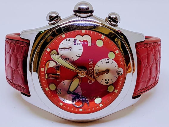 Relogio Corum Bubble Cronografo