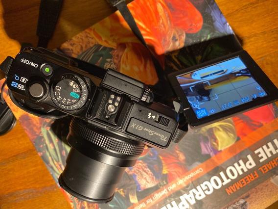 Canon Powershot G1x - La Compacta Ideal