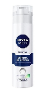 Nivea Men Espuma De Afeitar Sensitive 200ml