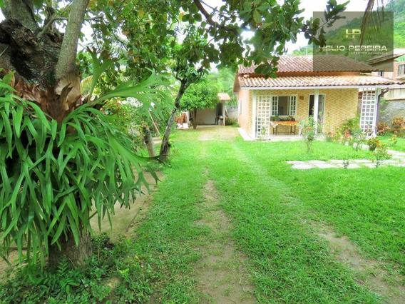 Casa Em Condomínio Itaipuaçu, Com 2 Quartos E Garagem - Ca0398