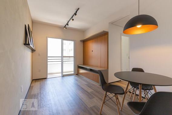 Apartamento No 4º Andar Com 2 Dormitórios E 1 Garagem - Id: 892970112 - 270112