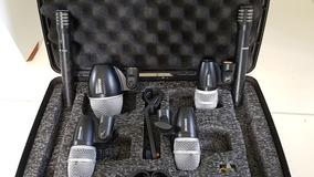 Kit Shure Microfone De Bateria + Sm57 Usa