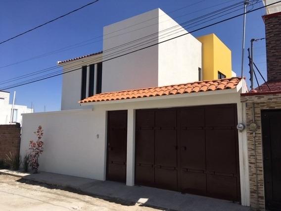 Estrena Casa En Metepec Con La Mayor Plusvalía