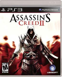 Ps3 Juego Assassin´s Creed I I - Playstation 3