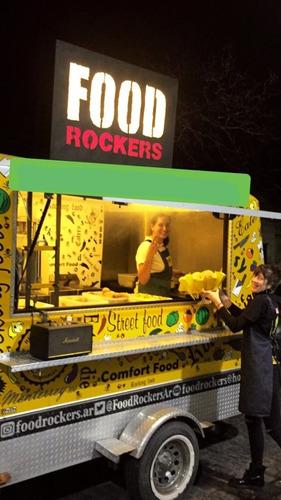 Food Truck Mactrail Monterrey 100