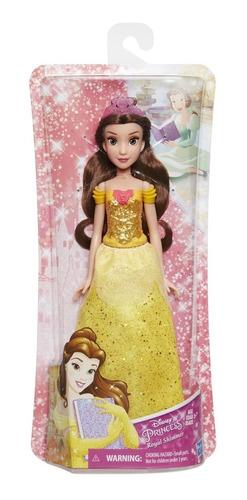 Muñeca Bella Princesa Disney Royal Shimmer Hasbro