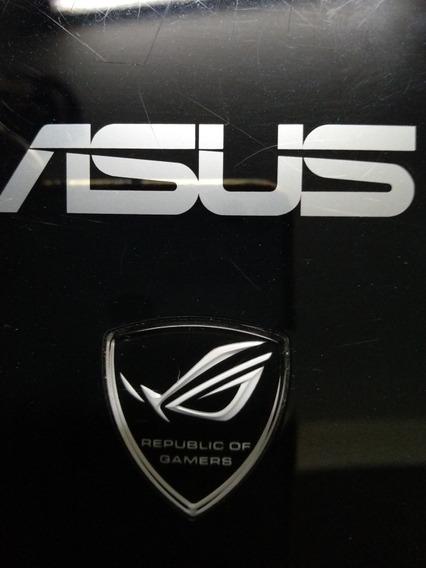 Notebook Asus G72gx Gamer Sem Imagem Na Tela, No Estado