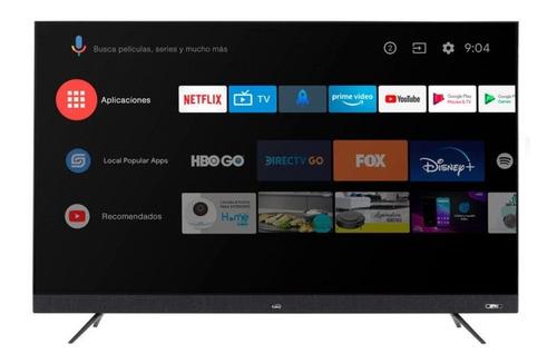 Televisor Kalley 50  Smart Bluetooth K-atv50uhds Android
