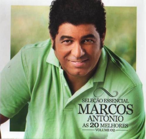 Cd Selecao Essencial - Marcos Antonio - As 20 Melhores 02