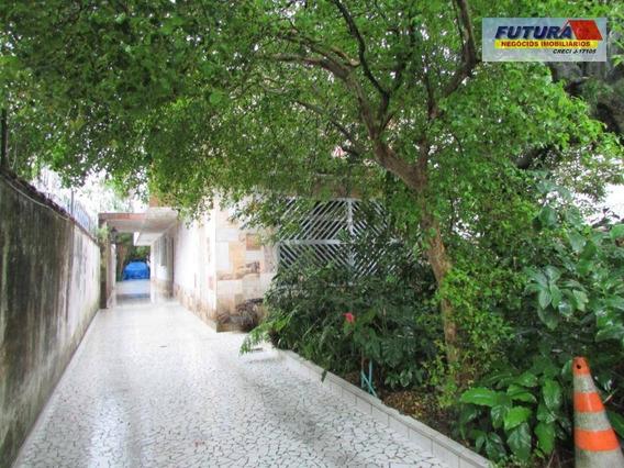 Terreno À Venda, 600 M² Por R$ 3.000.000,00 - Centro - São Vicente/sp - Te0039