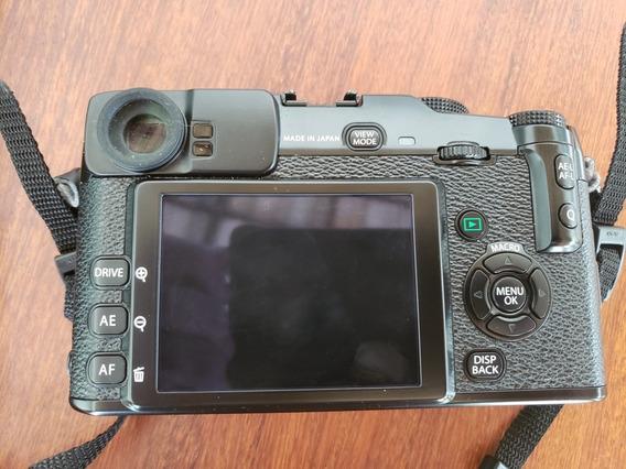 Fuji Xpro1 Com Fujinon Case De Couro.