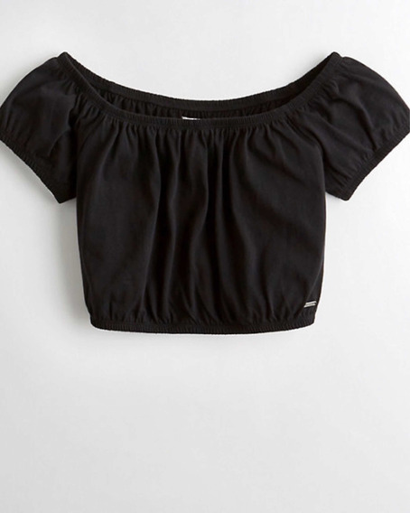 Hollister Mujer Remera Tops 5432