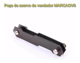 Chaveiro Keysmart Porta Chaves Organizador Preto