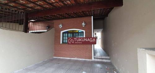 Casa Com 2 Dormitórios À Venda, 110 M² Por R$ 360.000,00 - Jardim Bela Vista - Guarulhos/sp - Ca0789