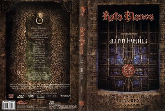 Rata Blanca Glenn Hughes Dvd Nuevo Sellado