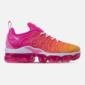 Tenis Mujer Air Vapormax Nike Plus Casuales Comodos Correr