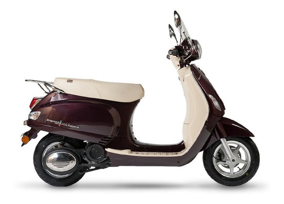 Milano Expert 150 Scooter 0km Urquiza Motos