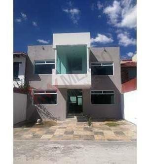 Venta De Residencia $3,950,000 Nueva En La Moraleja, Pachuca, Hidalgo.