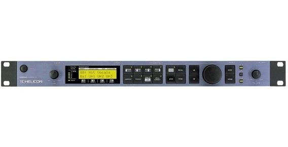 Processador De Voz Tc Helicon Voice Works Único No Brasil