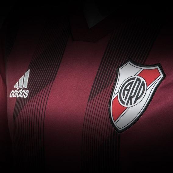 Camiseta Alternativa River Plate 2020 Negra Libertadores