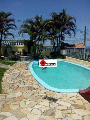 Casa Com 3 Dormitórios À Venda, 300 M² Por R$ 800.000 - Pedreira - Arujá/sp - Ca0264