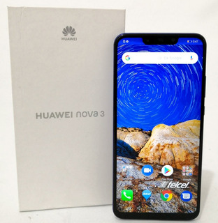 Teléfonos Celulares Baratos Huawei Nova 3 128gb (m)