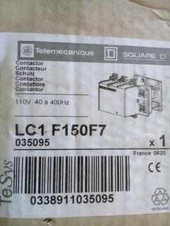 Contactor Telemecanique Lc1 F150