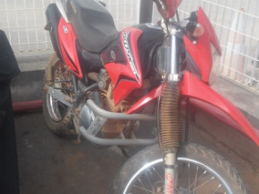 Honda Nxr 150 Bros Esd Mix/flex