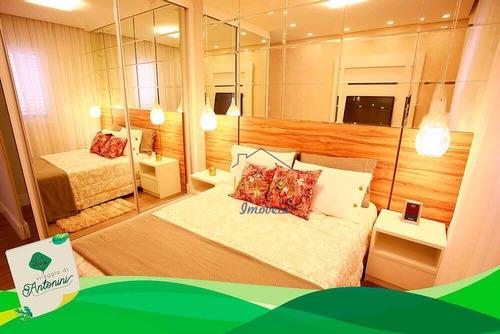Imagem 1 de 10 de Apartamento Com 2 Dormitórios À Venda, 67 M² Por R$ 227.000,00 - Cidade Vista Verde - São José Dos Campos/sp - Ap0305