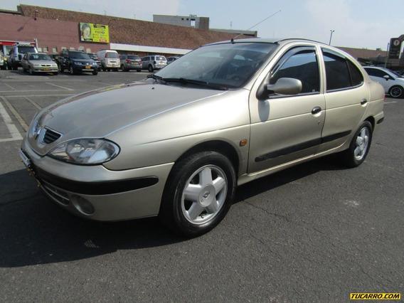 Renault Mégane 1.6cc
