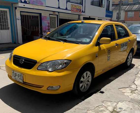 Taxi Byd F3 Gi