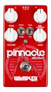Wampler Pinnacle Distorsion Pedal Guitarra