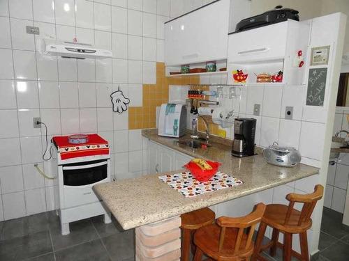 Imagem 1 de 12 de Apartamento Em Ubatuba - Itaguá - 3 Dormitórios - Triplex