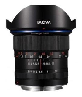 Lente Laowa 12mm F/2.8 Zero-d Montura Canon