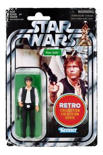 Star Wars Han Solo Retro Colecction Serie 3,75 Supertoys