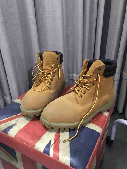 Bota Yellow Boot 6in Premium Boot Wp Carame