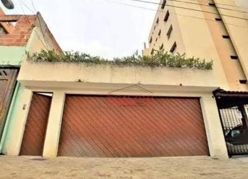 Casa Com 3 Dormitórios À Venda, 230 M² Por R$ 1.200.000 - Campos Elíseos - São Paulo/sp - Ca0413
