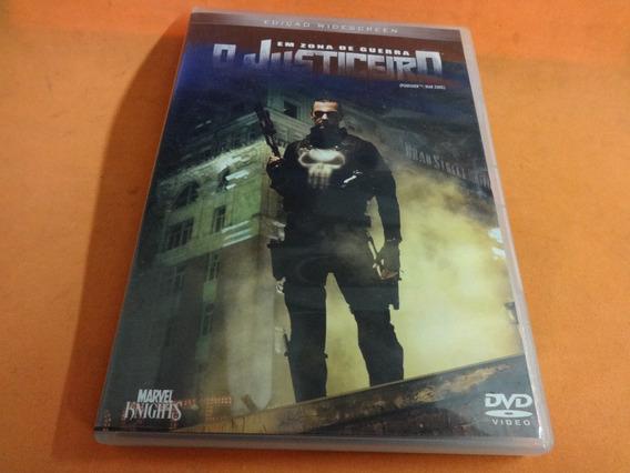 Dvd O Justiceiro Original Filme