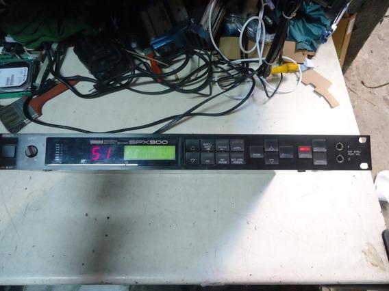 Processador De Efeito Yamaha Spx 900