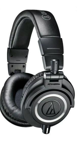 Fone Audio-technica Ath-m50x/ Promoção/pronta Entrega