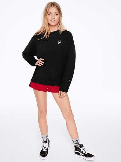 Sweater Victorias Secret Original Frío Regalo Navidad Nuevk