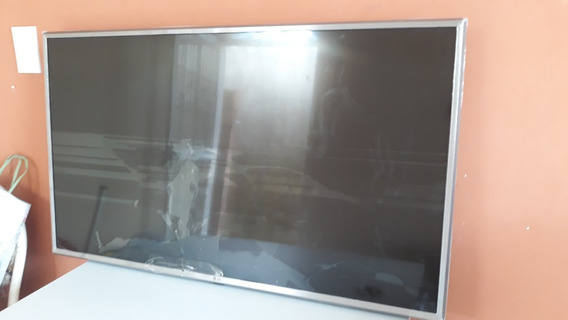 Tv 43 4k C/ Tela Danificada.