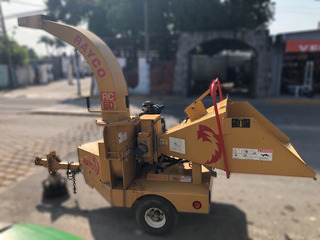 Trituradora De Ramas Rayco Rc6d35 6 Pulgadas