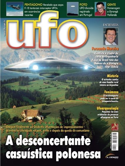 A Desconcertante Casuística Polonesa - Revista Ufo 259