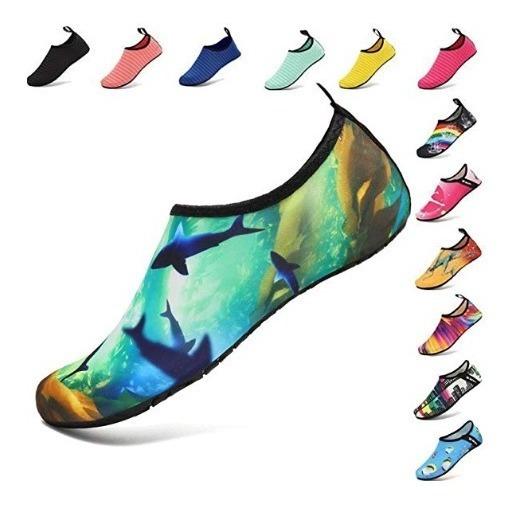 Zapatos Vifuur Para Deportes Acuáticos, Natación, Yoga