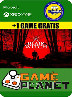 Blair Witch | La Bruja De Blair - Xbox One - Online/offline