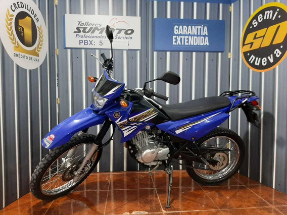 Yamaha Xtz 125 Modelo 2017 Medellin