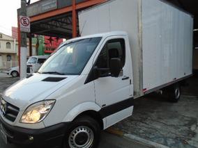Sprinter 311 Chassi Extra Longo Baú(4,00x2,20x2,40) Ano:2015